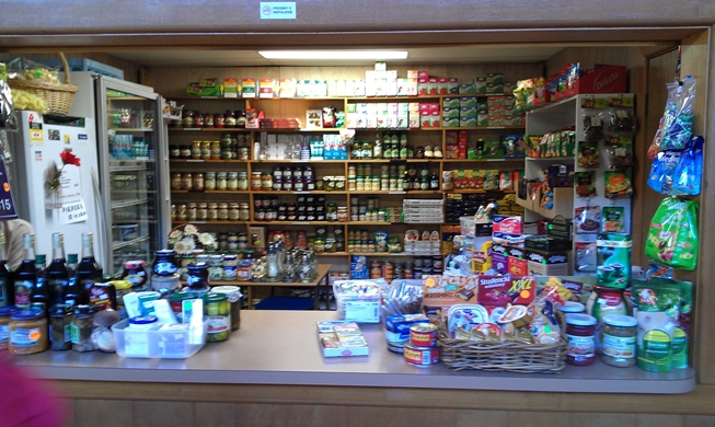 Polish Club mini-store